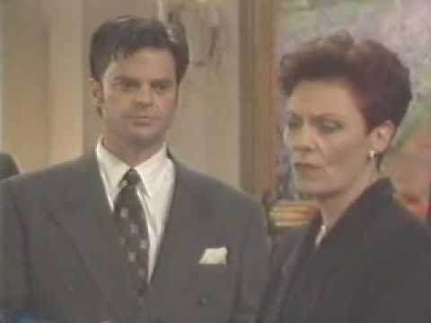 General Hospital - Oct 96 Ned and Tracy Fight Part 2
