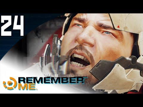 Let's Play Remember Me - Part 24 - Escape the Facility - Boss Showdown