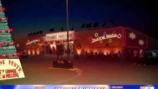 Allestimenti Luminosi Natalizi Centri Commerciali 2010.WMV