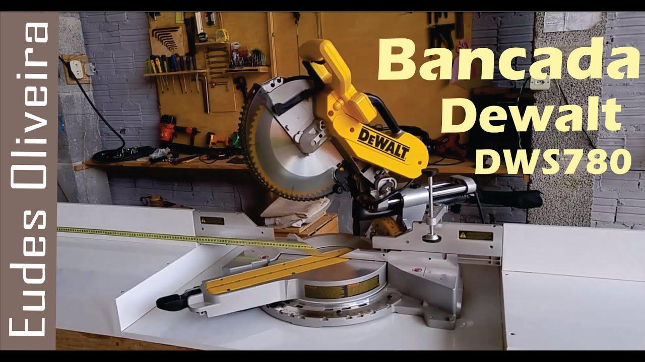 Bancada Para Serra De Esquadria Dewalt 780 Table For