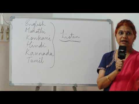 English Vocabulary tips to listen