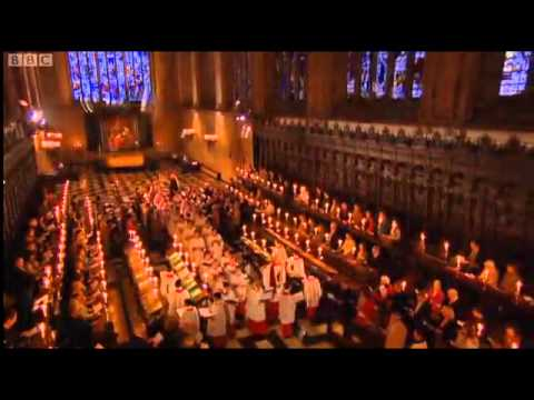 King's College Cambridge 2013 Easter Full Service Part1