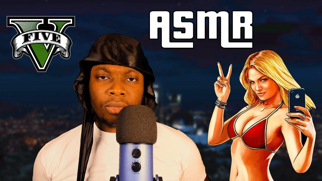 I terrorised a city but in ASMR | GTA V Gameplay (Whispered)
