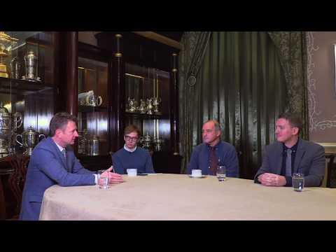 Allan McNish: Royal Automobile Club Talk Show In Association With Motor Sport