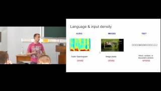 [ИТ лекторий]: Использование TensorFlow для анализа языка и