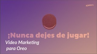 Explica Play - Video Marketing Oreo - Día del Niño - Héroes en casa