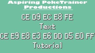 Edit Text Without Advance Text | Tutorial Pokemon Rom Hack