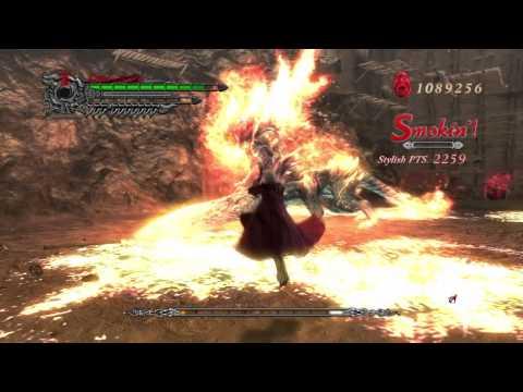 Devil May Cry 4 Special Edition Dante vs Berial DMD |