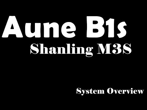 A Practical High Performance Portable System [Aune B1S/Shanling M3S]