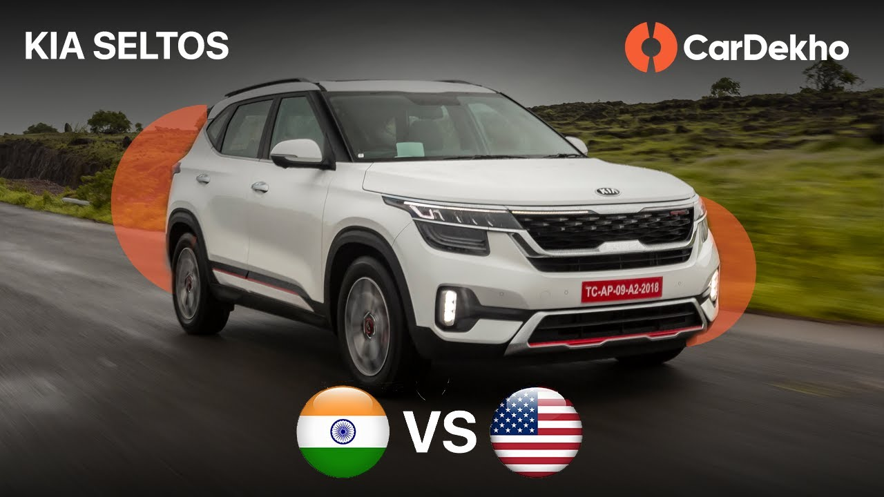 Kia Seltos Variants Top Model Petrol And Diesel And Automatic Versions