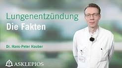 Lungenentzündung: Die Fakten - Fragen & Antworten | Asklepios