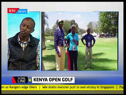 Scoreline: Kenya open golf