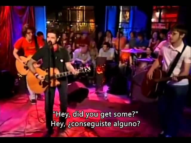 dashboard-confessional-hands-down-unplugged-espanol-cesarichard-lovera