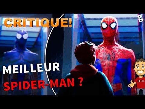 NEW GENERATION : le MEILLEUR film SPIDER-MAN ?