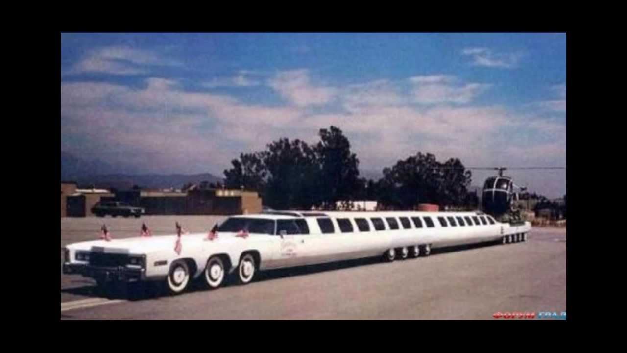 the longest car in the world youtube. Black Bedroom Furniture Sets. Home Design Ideas