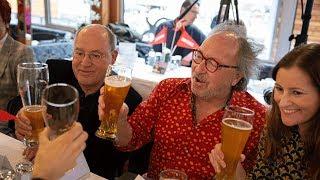 Politischer Aschermittwoch mit Urban Priol, Gregor Gysi und Janine Wissler