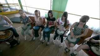 BarabanZA Kids. Детский тренинг