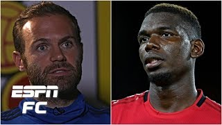 Juan Mata calls racism directed at Paul Pogba 'cowardly' & talks Common Goal initiative | ESPN FC