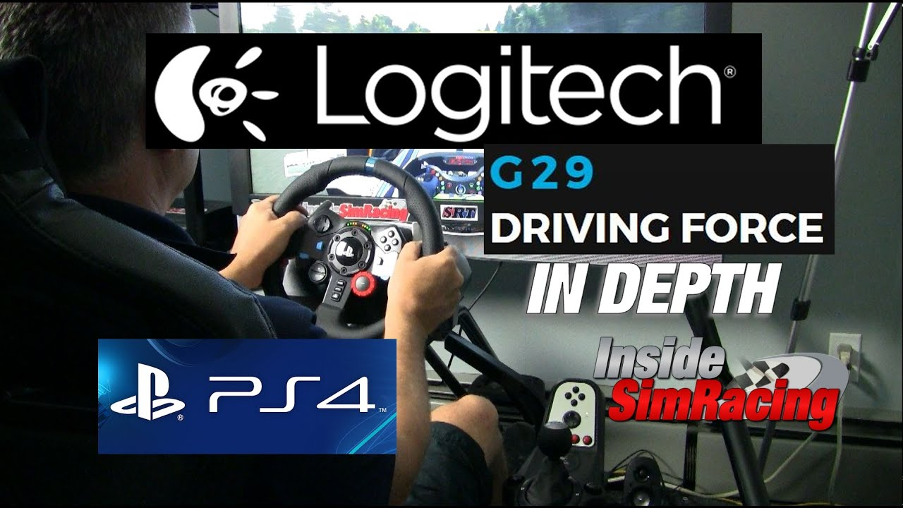 1f9c2838a40 Logitech G29 Unboxing and In Depth Look - PS4 - YouTube
