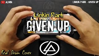 Gambar cover Linkin Park - Given Up | Real Drum Cover |