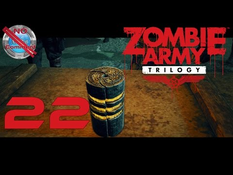Zombie Army Trilogy part 22 Back to Berlin Tower of Hellfire II no commentary