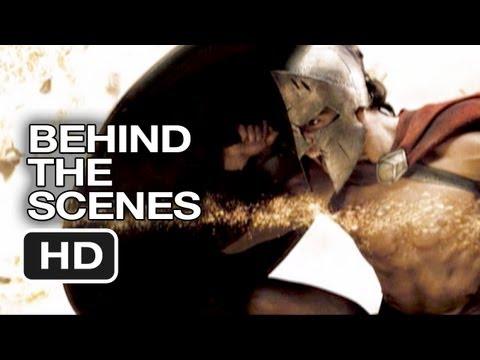 300 Behind The Scenes - The Spartans (2006) - Gerard Butler Movie HD