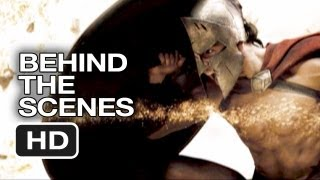 300 Behind The Scenes - The Spartans (2006) - Gerard Butler Movie HD