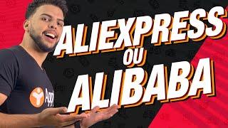 ALIEXPRESS OU ALIBABA? O que usar no DROPSHIPPING? | Respondendo DROPSHIPPING