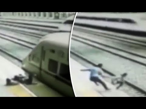 REAL LIFE HEROES    7 PEOPLE WHO RISK THEIR OWN LIVES TO SAVE OTHERS