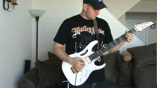 Motley Crue - Louder than Hell (guitar cover)