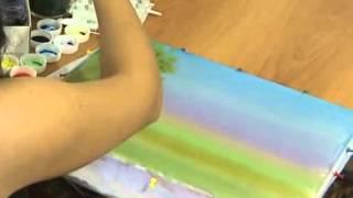 Как правильно рисовать по ткани?(, 2012-09-25T07:46:40.000Z)