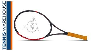 Dunlop Srixon CX 200 Tour 18x20 Tennis Racquet Review
