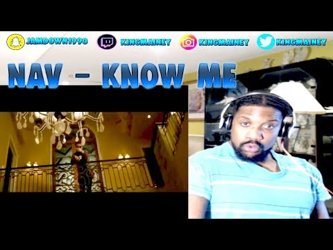 NAV - Know Me REACTION!!