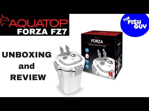 unboxing-and-review:-aquatop-forza-fz7-canister-filter