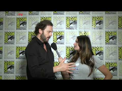 Actor Silas Weir Mitchell Talks Grimm TV Show