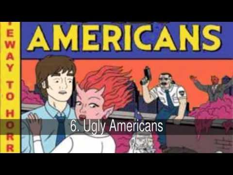 Las mejores series de dibujos animados para adultos