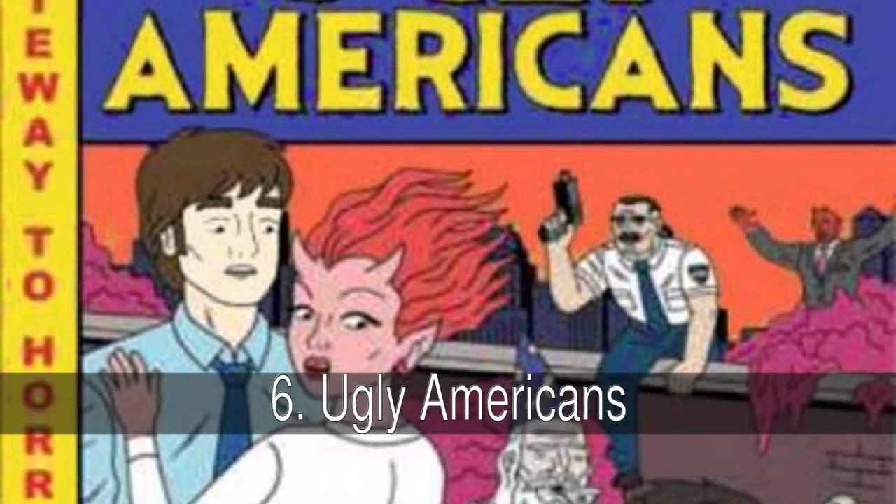 Las mejores series de dibujos animados para adultos - YouTube