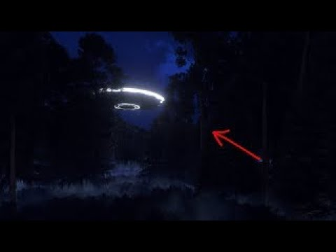 UFO Landing video, A must see | UFO, Aliens Caught On Camera!!