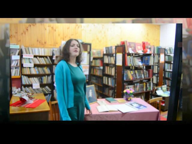 Изображение предпросмотра прочтения – ТатьянаХасанова читает произведение «Бабушке» М.И.Цветаевой