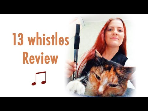 13 Tin Whistles Review: Clarke, Generation, Colin Goldie, Nightingale, Thomann, Vecherov
