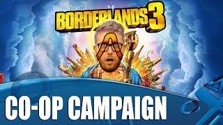 Borderlands 3 Co-Op Campaign Gameplay - We Loot. We Shoot.