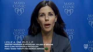 Family-Based Therapy for Anorexia Nervosa in Adolescents