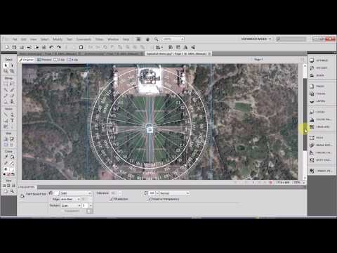 Tutorial : How to take Degrees from Google Earth for Vastu