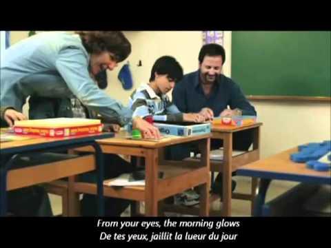 Ghassan Saliba: Arabic Autism Song أغنية التوحد: دعني أسمع صوتك +Subtitles