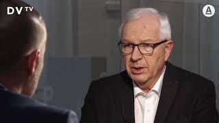 Jiří Drahoš v DVTV