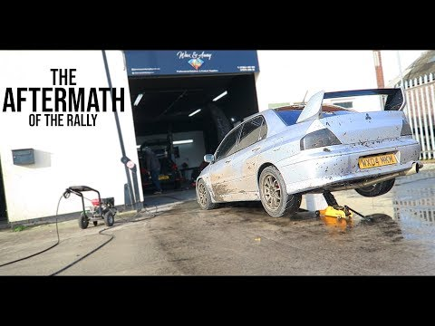 Taking The Worlds DIRTIEST EVO To A DETAILER...