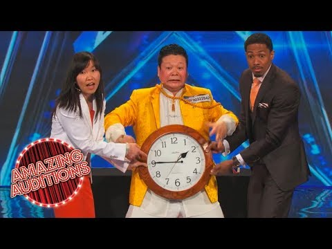 America's Got Talent 2014 - Weirdest / Worst / Funniest Auditions 2/2