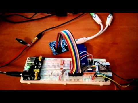 ESP8266: Remote MP3 Music Player! (demo) with WWW interface, using VS1003 module