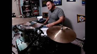 Download Elevation Worship - Here Comes Heaven - Drum cover/playthrough Mp3 and Videos