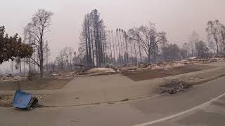 Northern California Fires Update